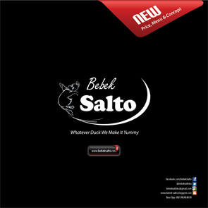Logo Bebek Salto